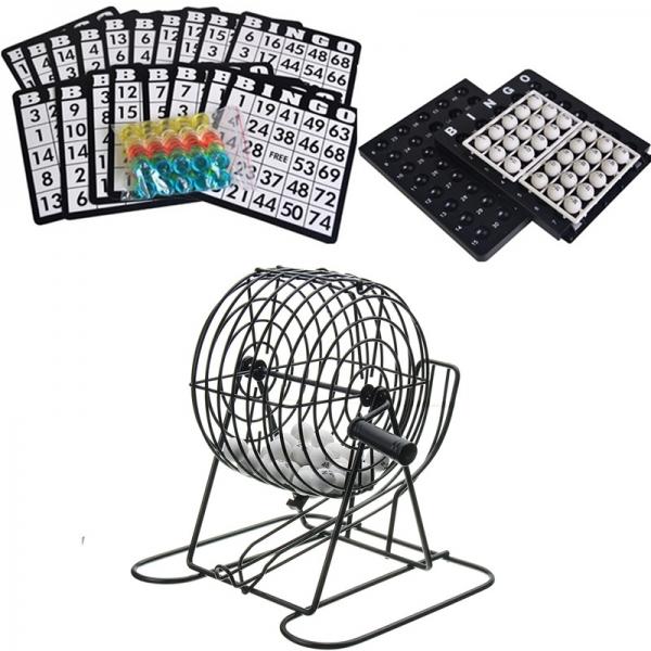 Joc Traditional Bingo 20 CM 4