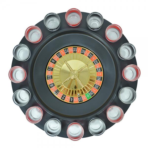Joc Ruleta Cu Shot-uri 32 CM 11