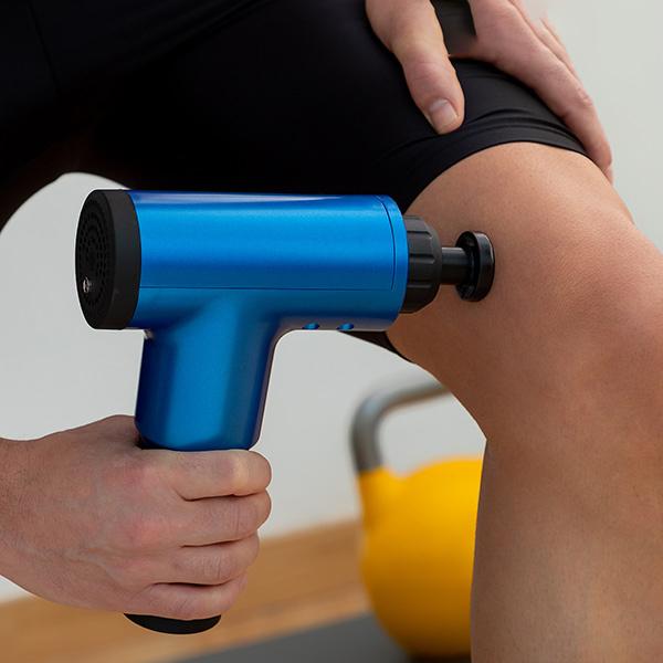 Pistol de masaj pentru relaxare și recuperare musculară 3