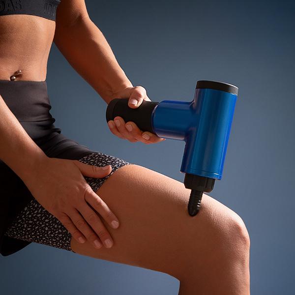 Pistol de masaj pentru relaxare și recuperare musculară 6