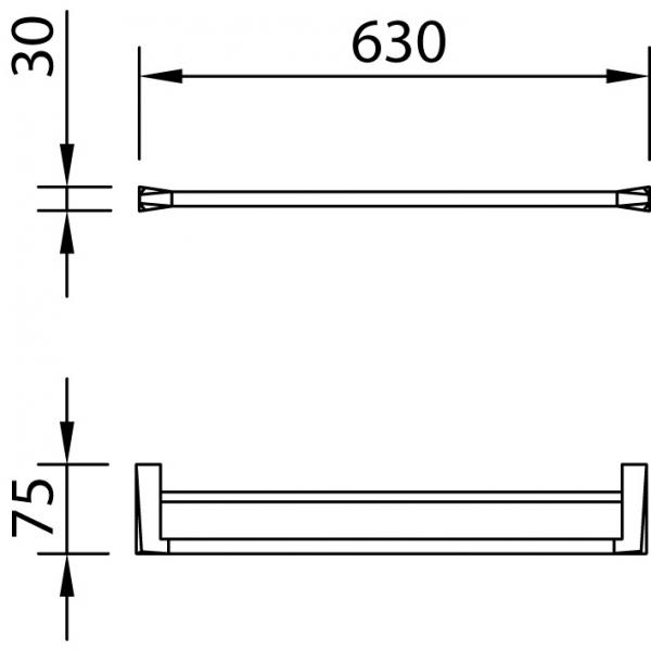 Port-prosop simplu VENTU 1