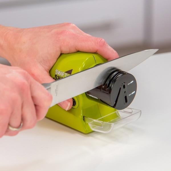 Dispozitiv Electric Pentru Ascutit Cutite, Foarfece, Surubelnite Swifty Sharp - 20W 3