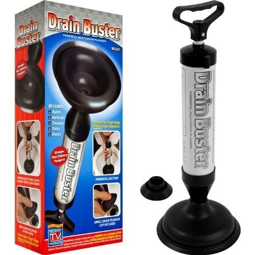 Pompa Pentru Desfundat Chiuveta Si Toaleta – Cu 2 Duze 6