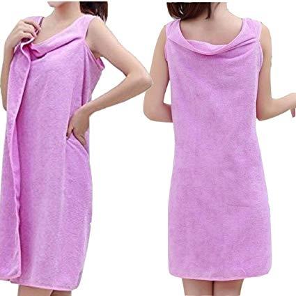 Prosop-Halat Pentru Baie Mov– Magic Towel 5