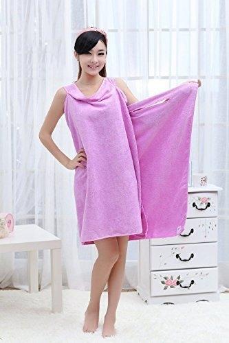 Prosop-Halat Pentru Baie Mov– Magic Towel 7