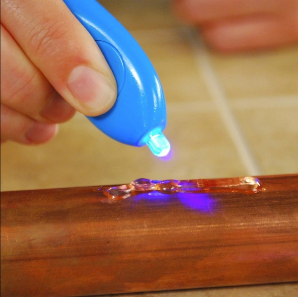Creion De Lipit Cu Plastic Lichid Si UV – Lazer Bond 6
