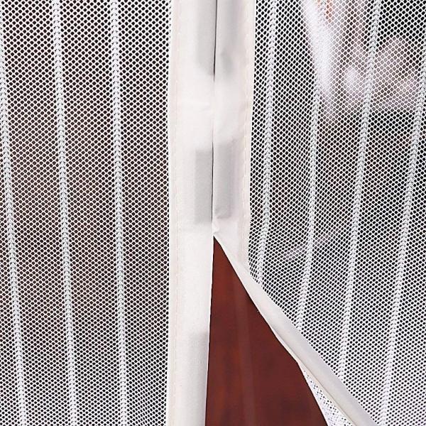 Perdea Alba Anti Insecte Pentru Usa - Cu Magnet 8