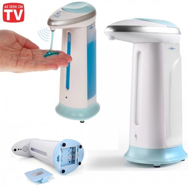 Dozator Automat De Sapun Cu Senzor – Soap Magic 1