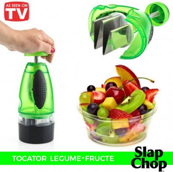 Aparat De Maruntit/Tocat Fructe Si Legume – Slap Chop 1