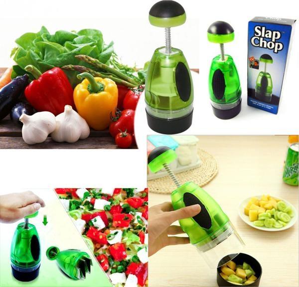 Aparat De Maruntit/Tocat Fructe Si Legume – Slap Chop 2