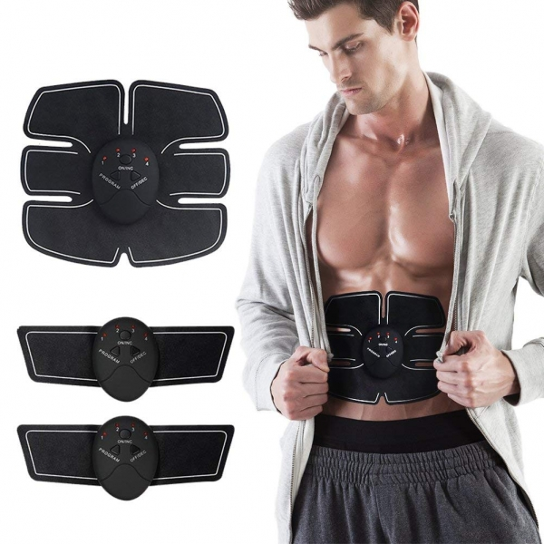 Centura Electrostimulare Corporala Smart Fitness – 3 In 1 0