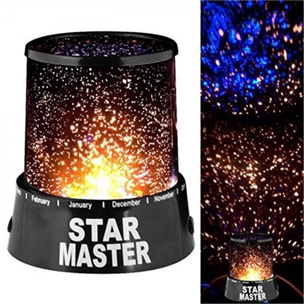 Lampa LED Proiector Laser – Stele 1