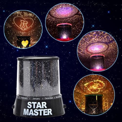 Lampa LED Proiector Laser – Stele 2