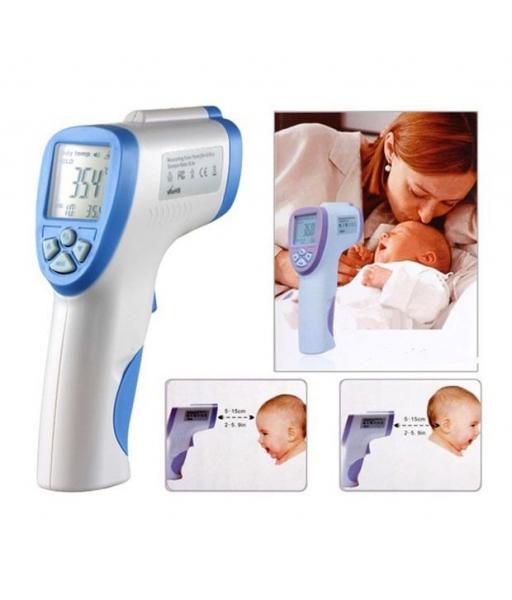 Termometru Digital Multifuctional Cu Inflarosu – Pentru Copii 4