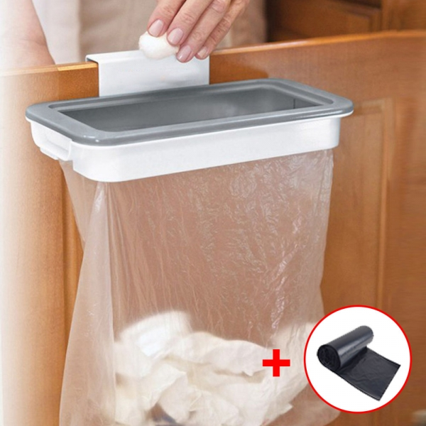 Suport Pentru Sacul De Gunoi Cu Capac - Attach A Trash 0