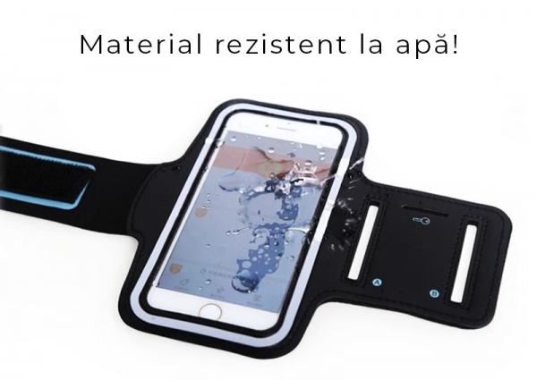Husa/Banderola Telefon Pentru Alergat – 4.7 Inch 4