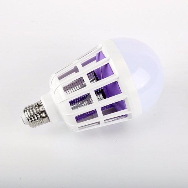 Bec LED Multifunctional Cu Lampa UV Impotriva Insectelor 4