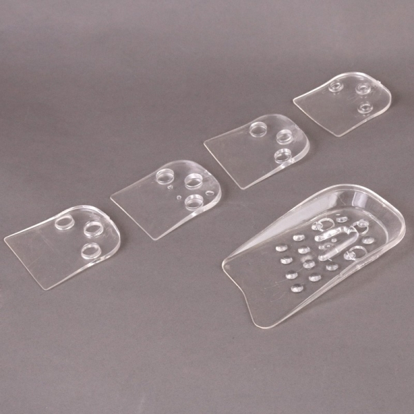 Talonete Inaltatoare Pentru Calcai Din Silicon - Pana la 5 cm 8