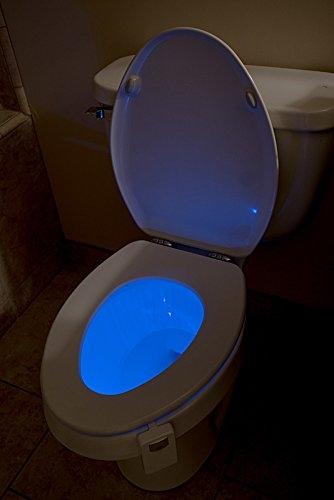 LED Multicolor Pentru Vasul De Toaleta - Cu Senzor Infarosu [1]