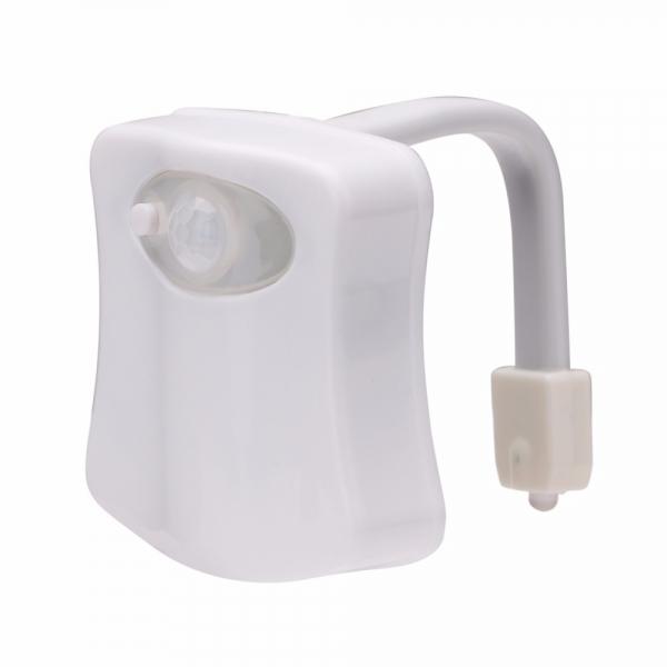 LED Multicolor Pentru Vasul De Toaleta - Cu Senzor Infarosu [2]