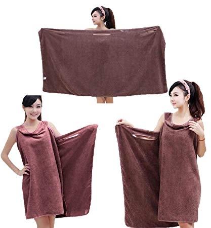 Prosop-Halat Pentru Baie Maro– Magic Towel [2]