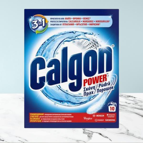 Pudra anticalcar 3in1 Calgon, 500g - 10 spalari 0