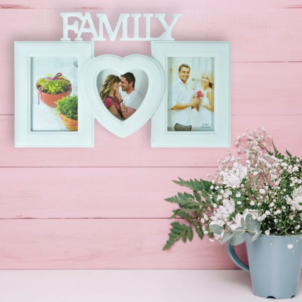 Rama Foto Family #1 40X25 CM 0