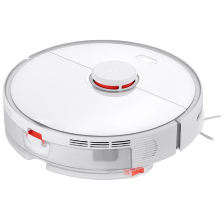 Robot de aspirare Roborock Cleaner S5 MAX, WiFi, Aspirator si mop, Smart top-up, Navigare LiDar, setare bariere virtuale, zone no mop, Alb 1