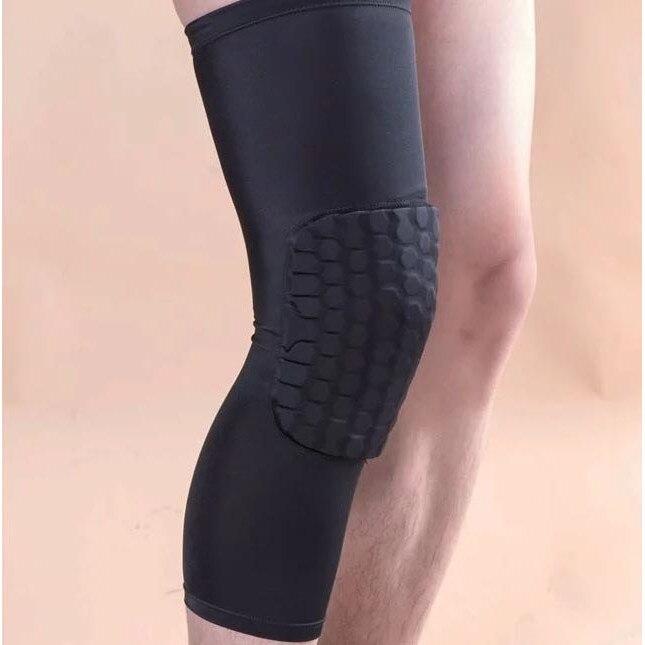Genunchiera tip fagure, consolideaza genunchiul, manson de protectie captusit, negru [0]