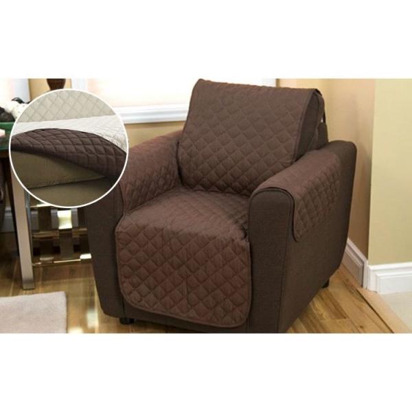 Husa De Protectie Pentru Fotoliu, 2 Fete - Reversibila - Couch Coat 2