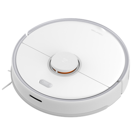 Robot de aspirare Roborock Cleaner S5 MAX, WiFi, Aspirator si mop, Smart top-up, Navigare LiDar, setare bariere virtuale, zone no mop, Alb 3