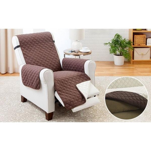 Husa De Protectie Pentru Fotoliu, 2 Fete - Reversibila - Couch Coat 3