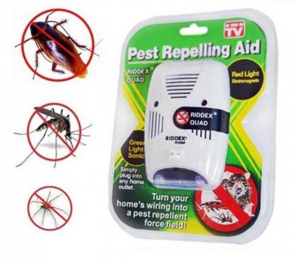 Aparat Anti Rozatoare Si Insecte Pest Repeller Riddex Quad 1