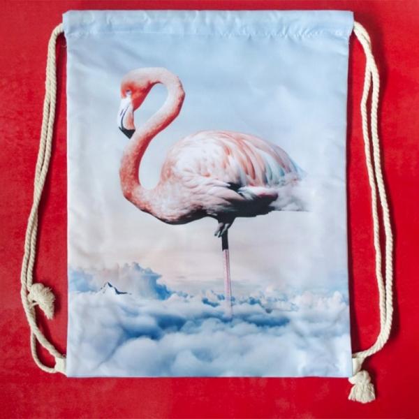 Rucsac Flamingo #3 - 35x45 cm 0