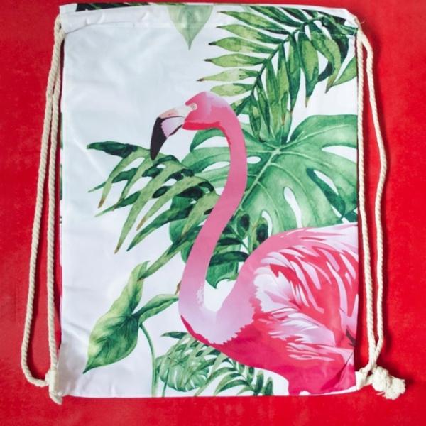 Rucsac Flamingo #4 - 35x45 cm 0