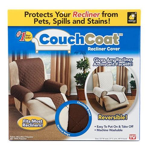 Husa De Protectie Pentru Fotoliu, 2 Fete - Reversibila - Couch Coat 5
