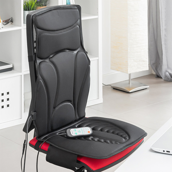 Saltea pentru masaj si incalzire cu telecomanda 0