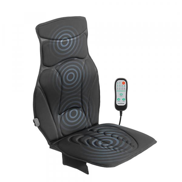 Saltea pentru masaj si incalzire cu telecomanda 4