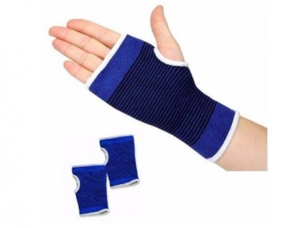 Set 2 suporturi elastice pentru incheietura mainii si palma 0