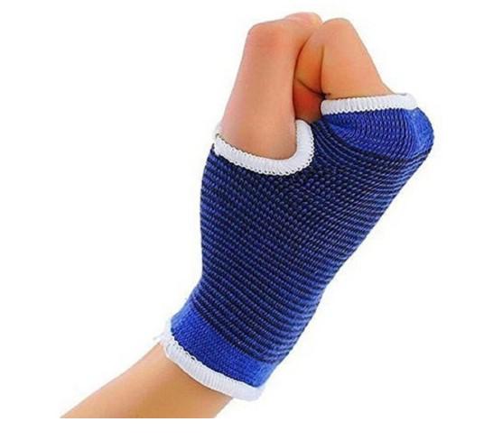 Set 2 suporturi elastice pentru incheietura mainii si palma 3
