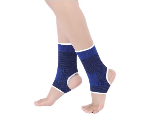 Set 2 glezniere elastice , suport pentru glezna, compatibil cu activitatea fizica, amelioreaza durerea si ofera suport, marime universala 2