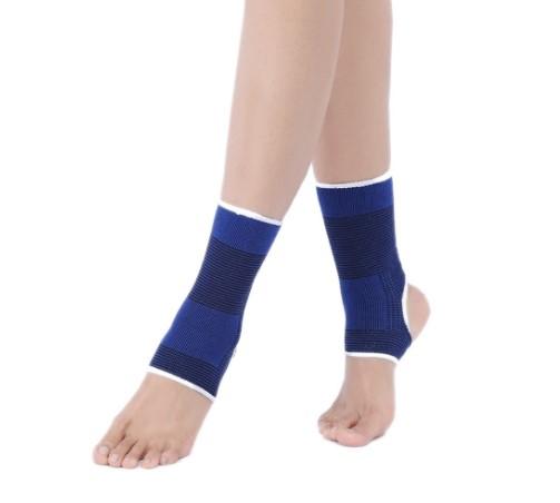 Set 2 glezniere elastice , suport pentru glezna, compatibil cu activitatea fizica, amelioreaza durerea si ofera suport, marime universala 5