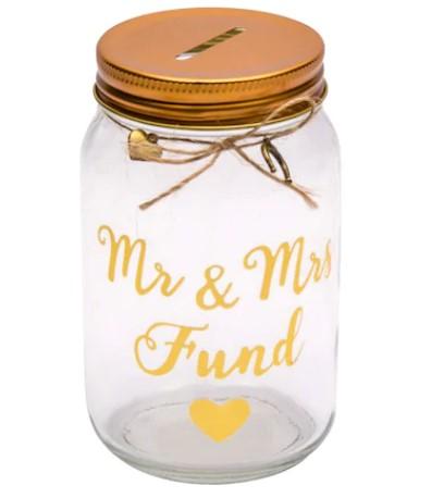 Pusculita tip borcan ,,Mr&Mrs,, 0