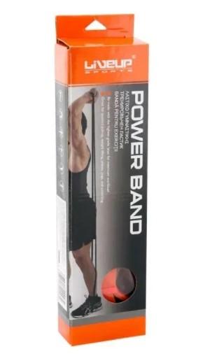 Banda elastica pentru exercitii LiveUp Power Band 28 cm 1