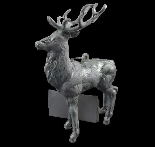 Decoratiune de agatat pentru bradul de Craciun – Cerb 1