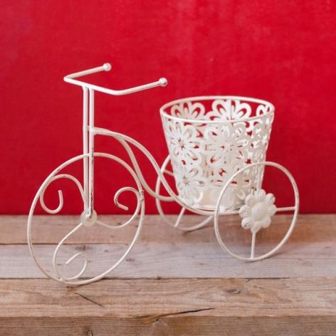 Suport flori bicicleta 0