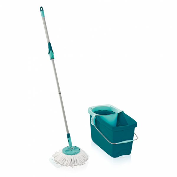 Set Curatenie Mop Rotativ -  Leifheit Clean Twist System 7