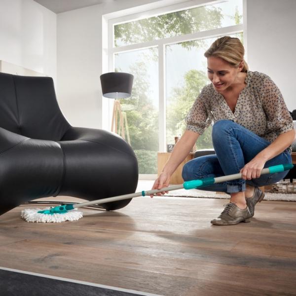 Set Curatenie Mop Rotativ -  Leifheit Clean Twist System 10