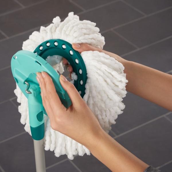 Set Curatenie Mop Rotativ -  Leifheit Clean Twist System 15