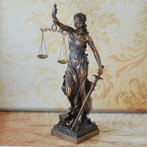 Statueta Justitie #2 0